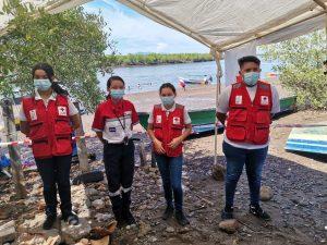 Voluntarios en #SanLorenzo